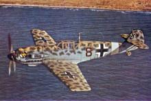 Me 109E-4Trop JG27