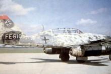 Noční stíhač Me 262 B-1a/U1