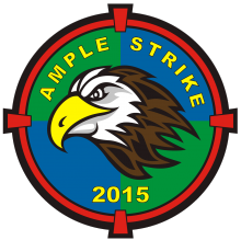 Letecké cvičení Ample Strike 2015 začíná