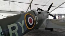Přijďte na výstavu Rytíři nebes o letcích Druhé světové války v RAF