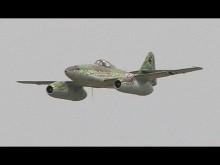 Embedded thumbnail for Restaurované Messerschmitt Me 262 a Focke-Wolf FW 190 v akci